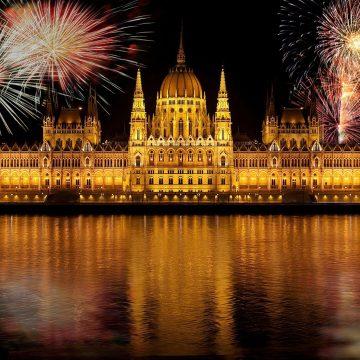Szilveszter Budapesten